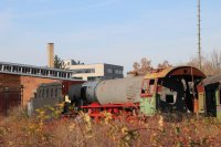 41 073 des Club 41 073 e.V. am 16.November 2020 in Heilbronn (T.Horn)